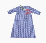 Buttercups Geometric Print Girls A-line ...