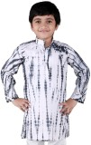 JBN Creation Solid, Printed Boys Straigh...