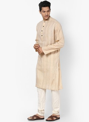 Design House Self Design Men's A-line Kurta