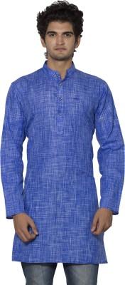 Nauhwar Self Design Men,s A-line Kurta