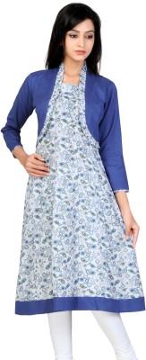 Lifestyle Retail Printed Women's Anarkali Kurta