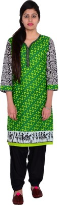 Shuddhi Printed Women's Straight Kurta