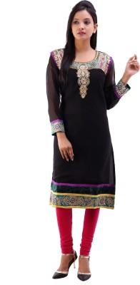 Vinayak Collection Solid Women's Straight Kurta