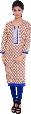 Agrima Fashion Printed Women's Straight Kurta