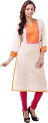 Akshat International Printed Women's Straight Kurta