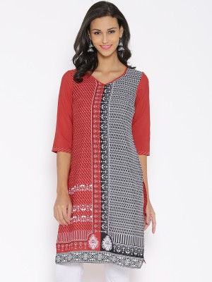 Aurelia Women's Kurta at flipkart