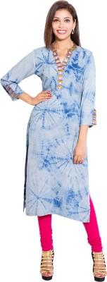 Reet Designers Printed Women's Straight Kurta