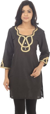 Live With Style Printed Women,s Straight Kurta