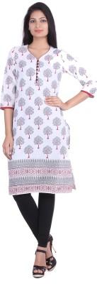 Deshwali Printed Women's A-line Kurta