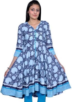 Chidiyadesigns Printed Women's A-line Kurta