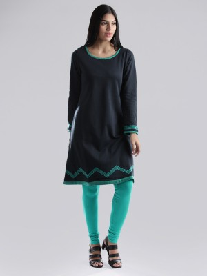 W Women's Kurta at flipkart
