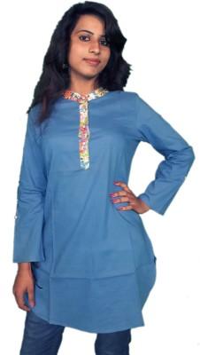 Miraaya Solid Women,s Pathani Kurta