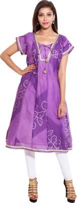 Kanika Creations Solid Women's Anarkali Kurta