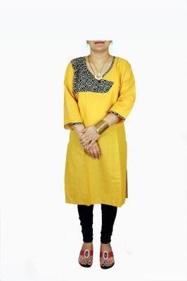 Aditi Fashions Printed Women,s Straight Kurta