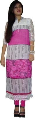 Shambhavi Fashions Self Design Women,s Straight Kurta