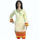 Desert Fabrics Printed Women's A-line Ku...