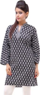 Shopolic Printed Women's Straight Kurta