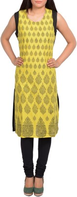 Sale Mantra Paisley Women's Straight Kurta