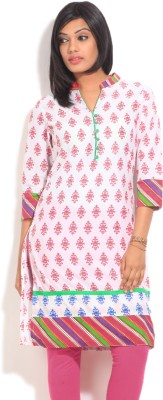 Tasrika Printed Women's Straight Kurta