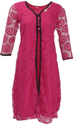 Nelnik Self Design Women's A-line Kurta