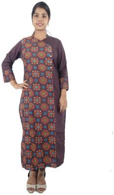 Shop More Printed Women's Straight Kurta