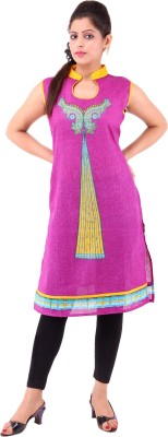 Vinayak Collection Printed Women's Straight Kurta