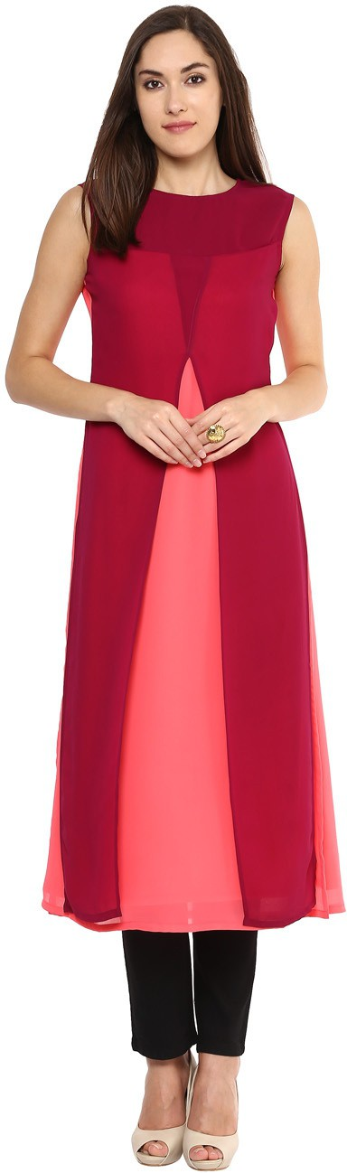 Deals - Gwalior - Layered Kurtis <br> Must have this season<br> Category - clothing<br> Business - Flipkart.com
