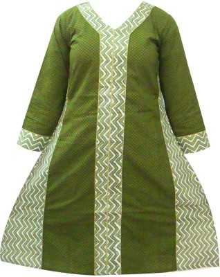 Tarun Industries Printed Women's Anarkali Kurta