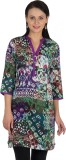 Sohniye Graphic Print Women's Straight K...