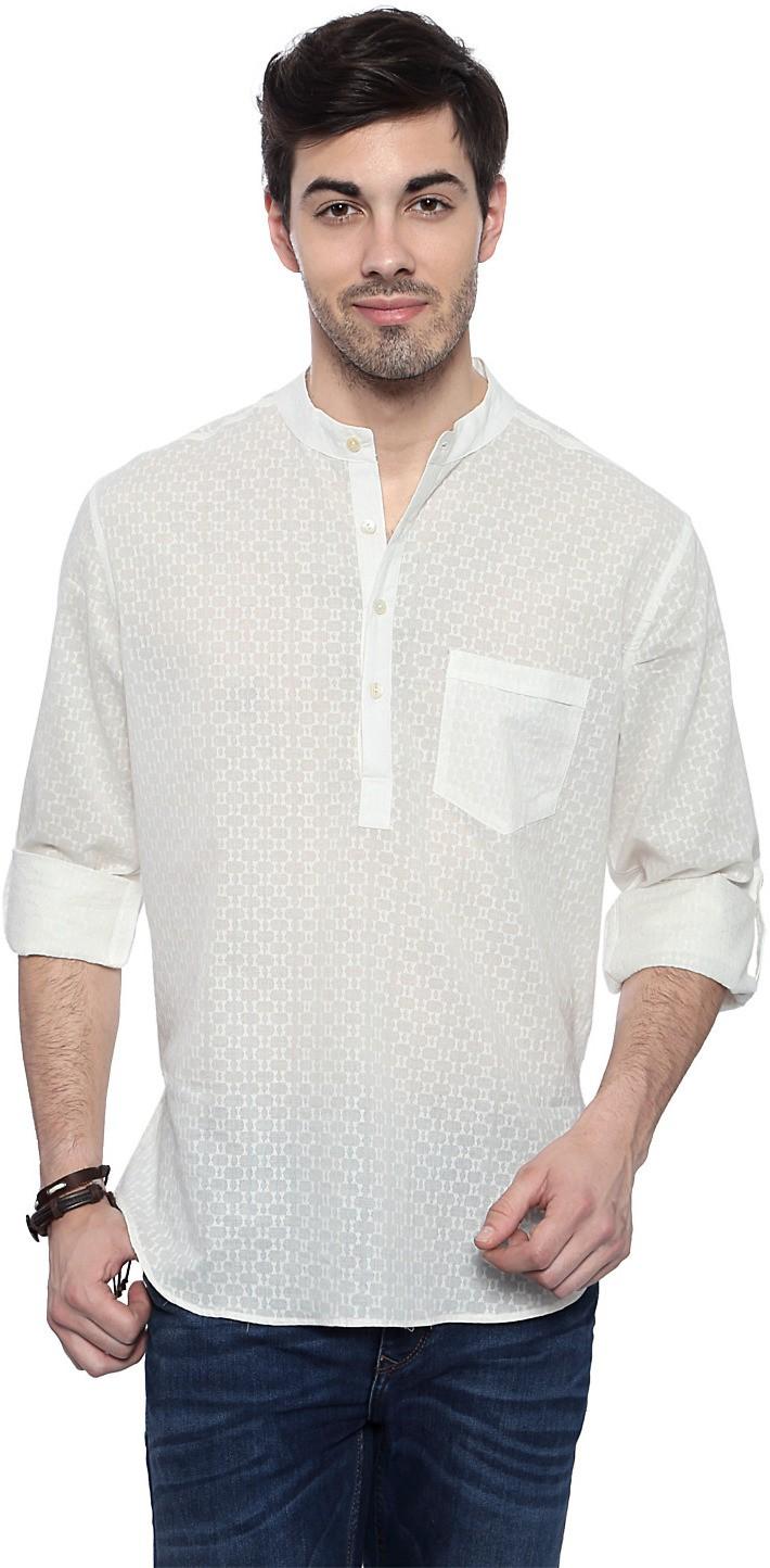 Akkriti by Pantaloons Self Design Men