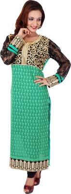 Stylo Baliye Self Design Women's Straight Kurta