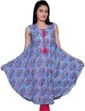 Chidiyadesigns Floral Print Women's Flar...