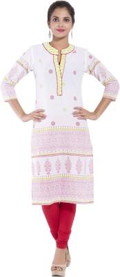 SS Garments Embellished Women's Straight Kurta