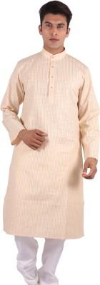Shilpi Striped Men's Straight Kurta