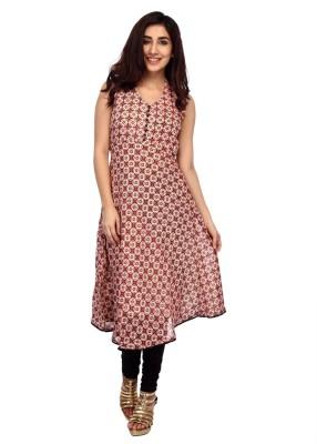 Lifestyle Retail Missy Printed Women's Anarkali Kurta