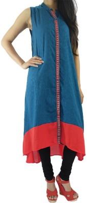 ShopMore Solid Women's Anarkali Kurta
