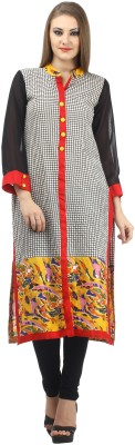 Dee's By Dashmesh Printed Women's Straight Kurta