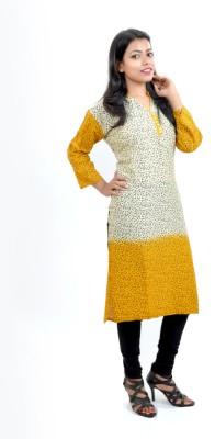 Shambhavi Fashions Animal Print Women,s Straight Kurta