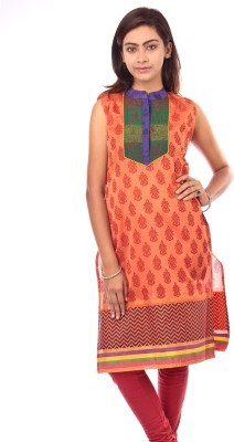 Confession 9 Printed Women's A-line Kurta