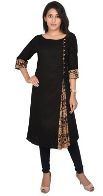 Tushiyyah Self Design Women's Anarkali Kurta