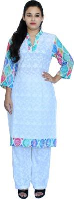 Haya Embroidered Women's Straight Kurta