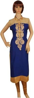 Sarva Embroidered Women's Straight Kurta