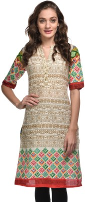 Indy Trendy Casual Printed Women's Kurti
