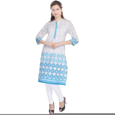 Little India Casual, Festive, Party Printed Women's Kurti