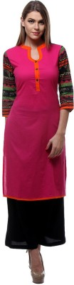 We Desi Printed Women's Kurti