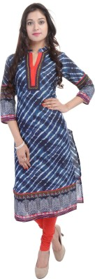 NIKKS FASHIONS Casual Printed Women's Kurti