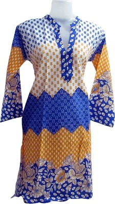 Revinfashions Casual Floral Print Women's Kurti