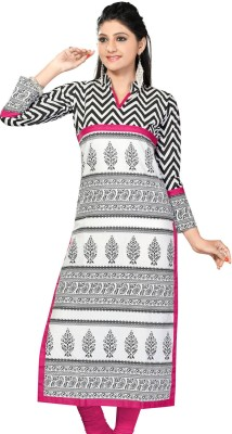 Prerna Fashions Casual, Formal, Festive Chevron Women's Kurti