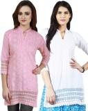 Haniya Casual Embroidered Women's Kurti ...
