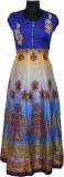 Trendy Colors Embellished Women's Kurti ...